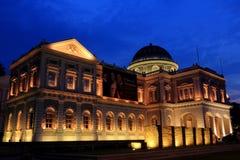 Nationaal Museum van Singapore Stock Fotografie