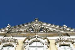 Nationaal paleis royalty-vrije stock afbeeldingen