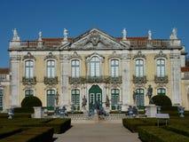 Nationaal paleis Queluz royalty-vrije stock fotografie