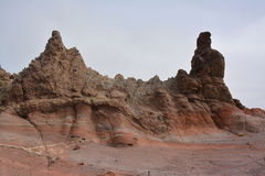 Nationaal Park Gr-Teide Royalty-vrije Stock Afbeeldingen