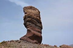 Nationaal Park Gr-Teide Stock Afbeelding