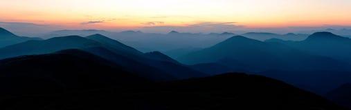 Nationaal Park Lage Tatras, Slowakije Royalty-vrije Stock Afbeeldingen