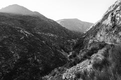 Nationaal Park peneda-Geres Royalty-vrije Stock Foto