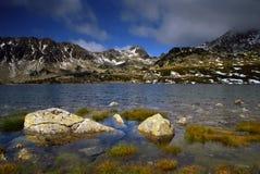 Nationaal Park Retezat stock foto