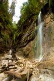 Nationaal park - Slowaaks paradijs, Slowakije stock afbeeldingen