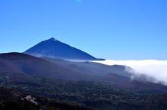 Nationaal Park Teide Royalty-vrije Stock Fotografie