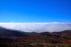 Nationaal Park Teide Stock Fotografie