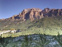 Nationaal Park van Ordesa en Monte Perdido royalty-vrije stock fotografie