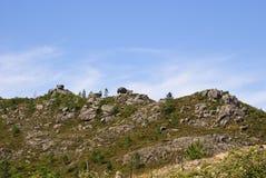 Nationaal park van Peneda Geres, Portugal Royalty-vrije Stock Foto