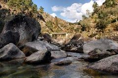 Nationaal park van Peneda Geres Royalty-vrije Stock Foto's
