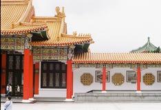 Nationaal Revolutionair Martelaren` Heiligdom Taiwan Stock Fotografie