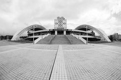Nationaal Stadion Stock Foto