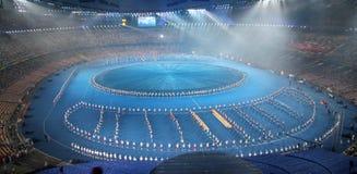 Nationaal Stadion Royalty-vrije Stock Afbeeldingen