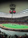 Nationaal Stadion van Polen Stock Foto's