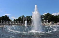 Nationaal Wereldoorlog IIgedenkteken, Washington DC royalty-vrije stock foto's