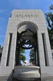 Nationaal Wereldoorlog IIgedenkteken, Washington DC stock fotografie
