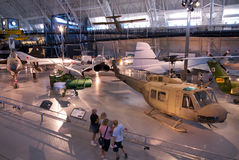 National Air & Space Museum Royalty Free Stock Photos