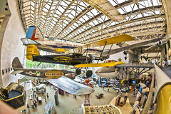 National air and space museum Royalty Free Stock Image
