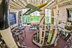 National air and space museum Stock Photos