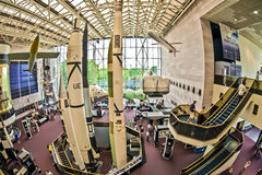 National air and space museum Stock Photo
