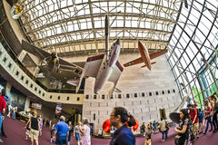 National air and space museum Royalty Free Stock Photography