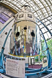National air and space museum. Washington d.s. us fisheye Royalty Free Stock Images