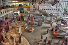 National Air and Space Museum in Washington Royalty Free Stock Image