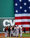 National Anthem. Stock Photo
