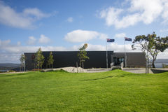 National ANZAC Centre on top of Mount Clarence in Albany Royalty Free Stock Photo