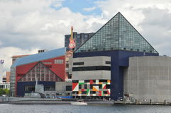 National Aquarium in Baltimore Stock Photos
