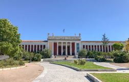 Free National Archaeological Museum, Athens, Greece Stock Images - 122252774