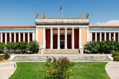 The National Archaeological Museum of Athens, Greece Royalty Free Stock Photography