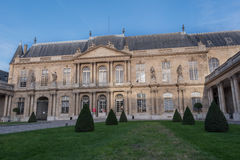 National archive monument in Paris Stock Photo