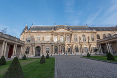 National archive monument in Paris Stock Image