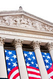 National Archives Building in Washington, DC Stock Images
