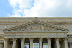 National Archives Building in Washington DC, USA Stock Photos