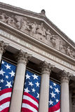 National Archives Builiding Royalty Free Stock Photography