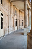 The National Archives corridor in the Marais district in Paris, Stock Image