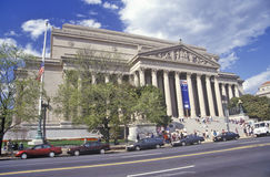 National Archives, home of the Constitution, Washington, DC Stock Images