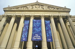 National Archives, home of the Constitution, Washington, DC Royalty Free Stock Image