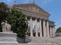 National Archives Museum Royalty Free Stock Photo
