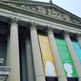National Archives Stock Image