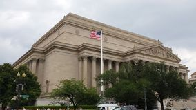 National Archives Royalty Free Stock Images
