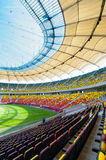National Arena, Bucharest, Romania Royalty Free Stock Image