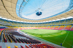 National Arena, Bucharest, Romania Stock Photos