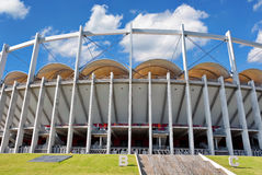National Arena in Bucharest Royalty Free Stock Photography