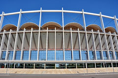 National Arena in Bucharest Stock Photo