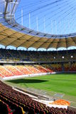 National arena stadium Royalty Free Stock Image