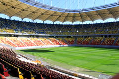 National arena stadium Stock Photography