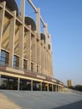 National arena stadium in Bucharest Royalty Free Stock Images